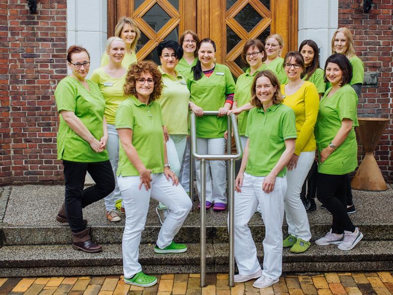 Diabeteszentrum NMS Team