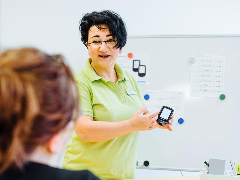 Diabeteszentrum NMS Schulungsangebote